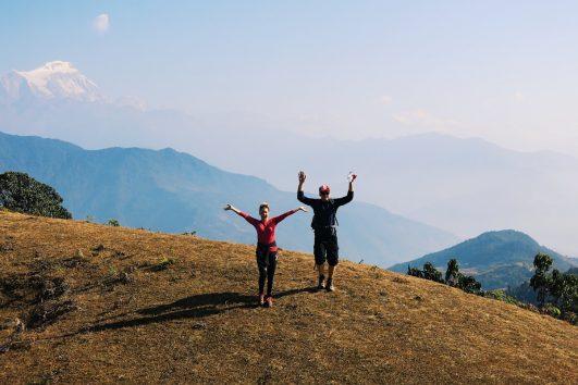 Vandringsresa till Annapurna Base Camp, Nepal